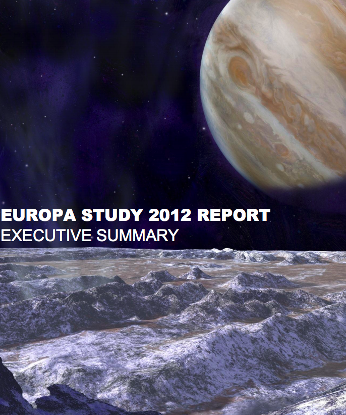 PDF download of the 2012 Europa Study